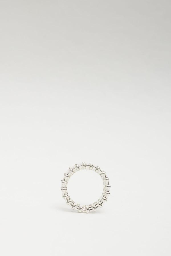Comprar Aries White Lilac Tie Dye Chino Trouser