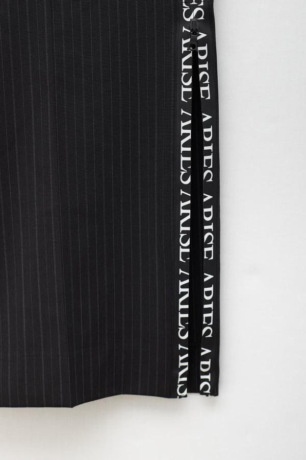 Shop Martine Rose Peach Dobby T-Shirt