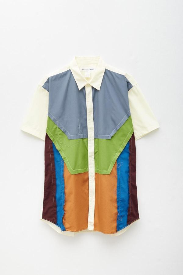 Comprar Sunnei Blue Contrast Straight Pants
