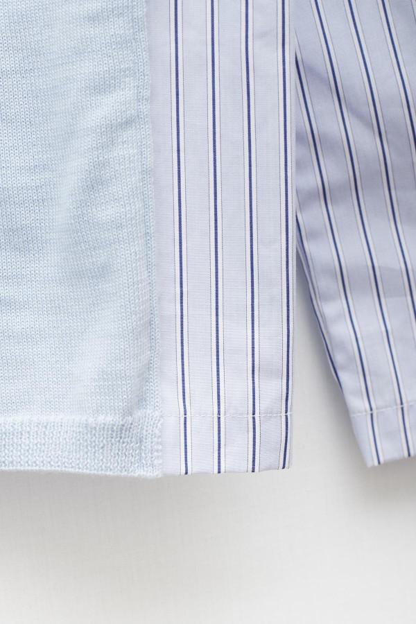 Comprar Comme Des Garcons Blue W27117 T-Shirt