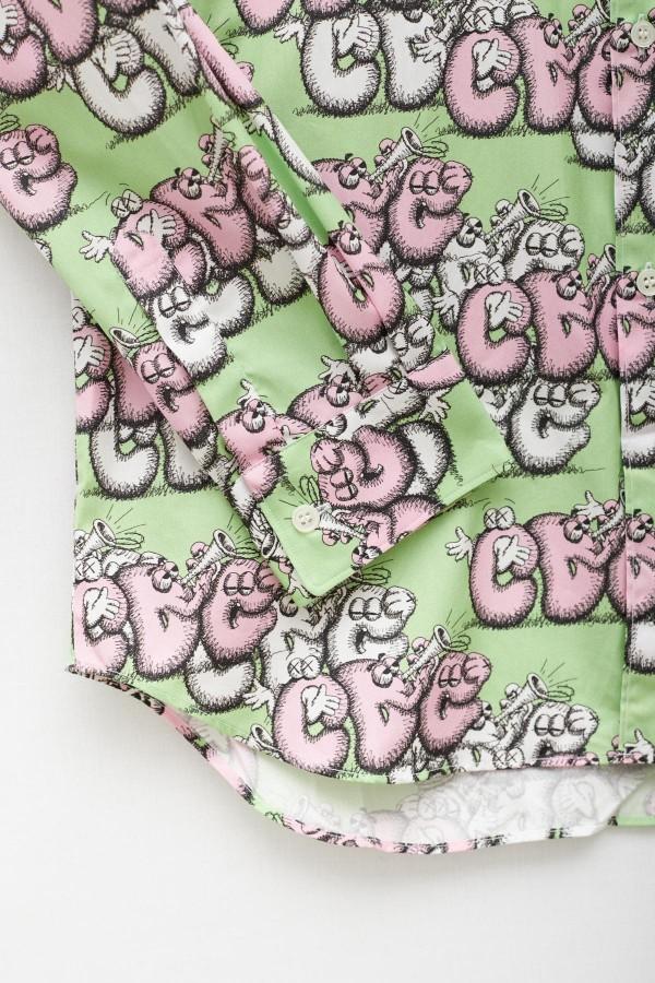 Comprar Comme Des Garcons Play White T-Shirt P1T026