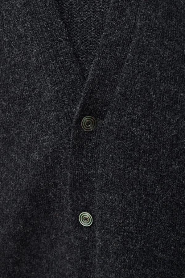 Shop Iamnue Black Tie Dye Bold Logo T-Shirt