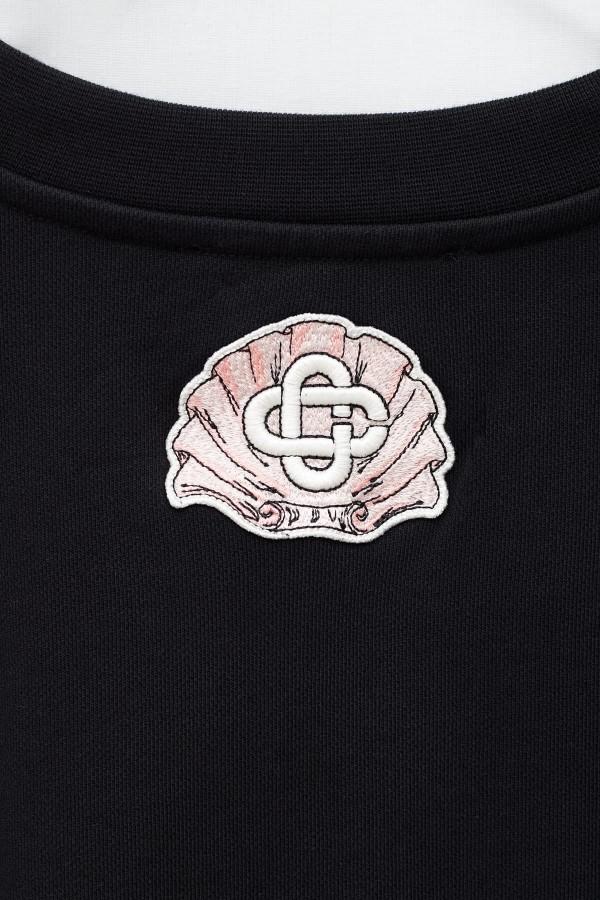Shop Eytys Black Benz Cali Trouser