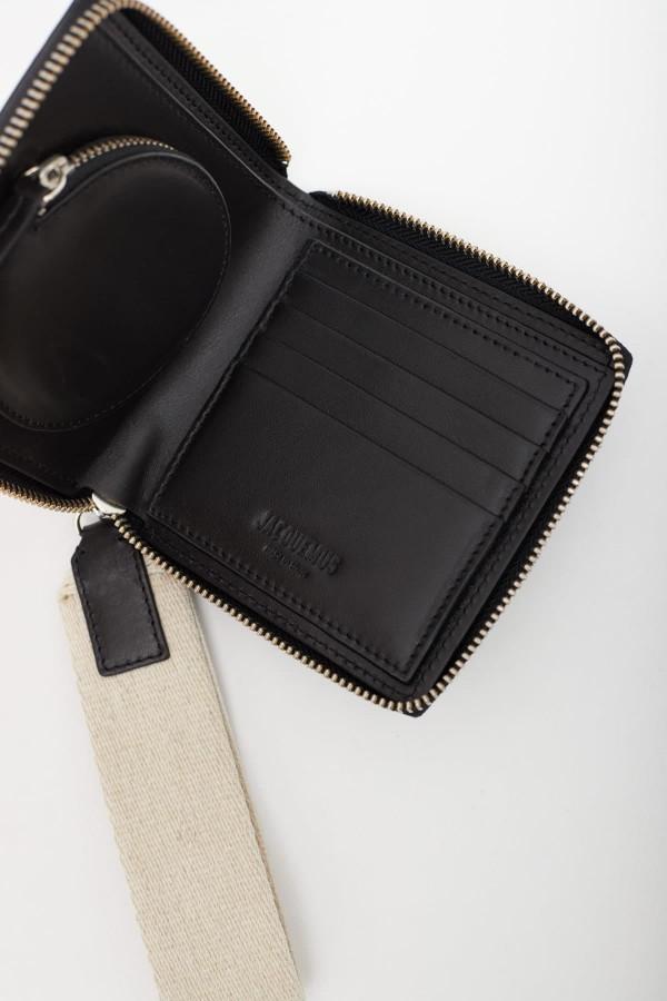 Shop CMMN SWDN Black Samson Moto Trouser