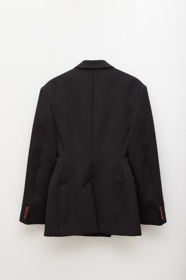 Shop CMMN SWDN Lime Damien Short Sleeve Shirt