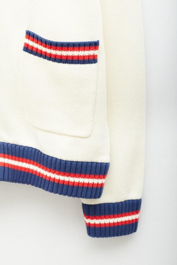 Shop Comme Des Garçons Orange Super Fluor SA6400SF Wallet