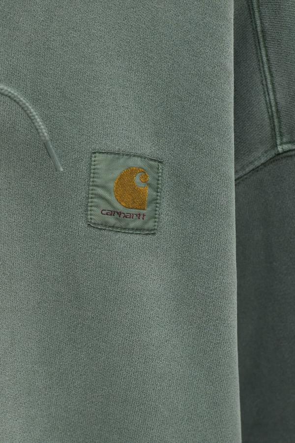 Shop Comme Des Garcons Grey Blue S28120 LS T-Shirt