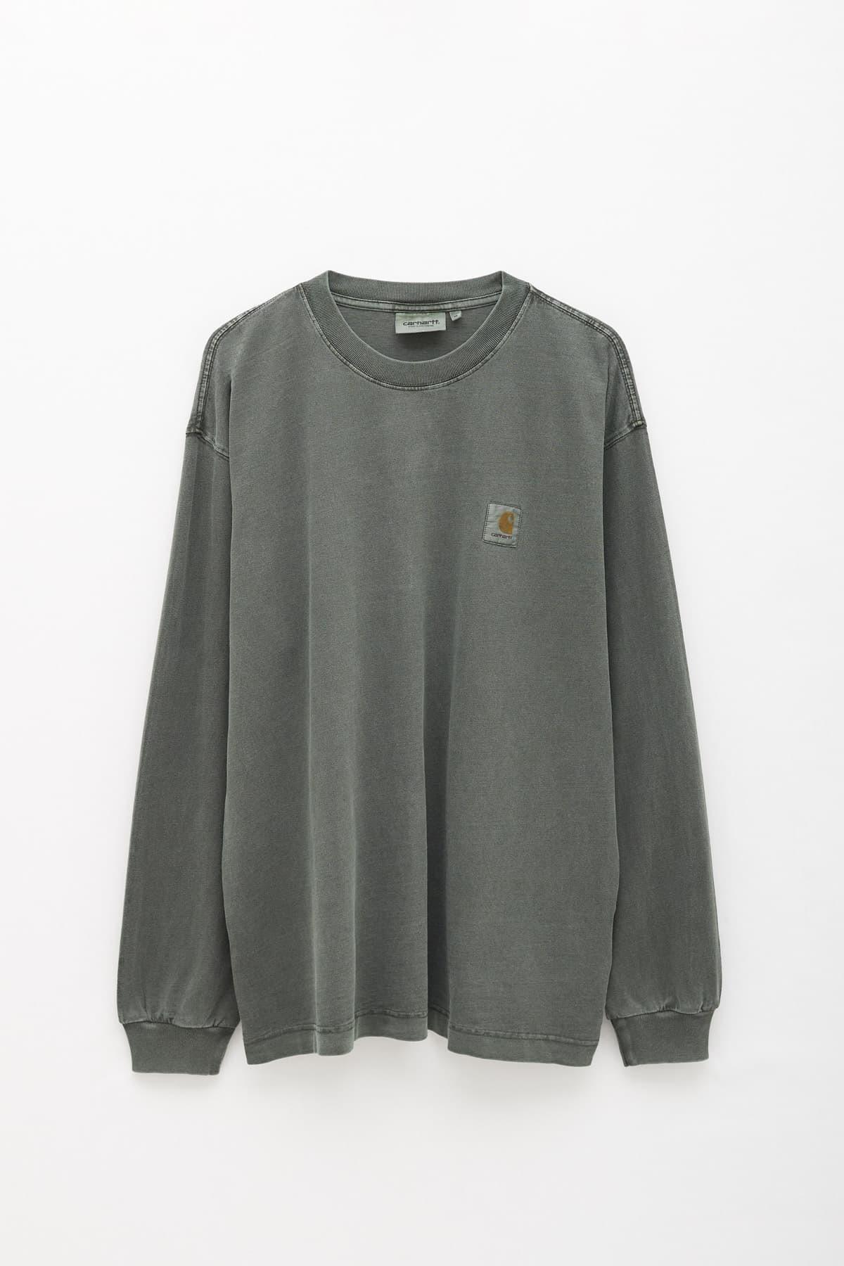 Shop Carhartt Wip Black Rinsed Penrod Pant