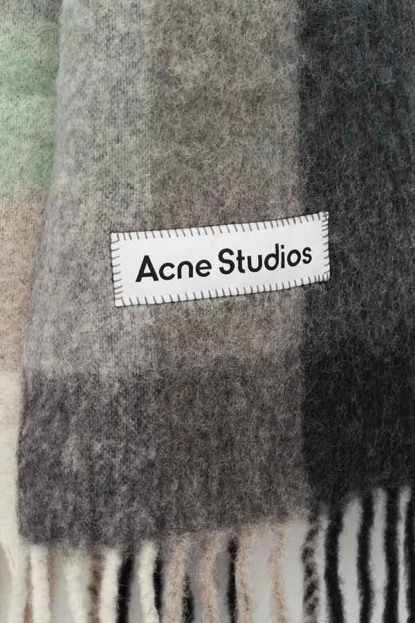 Shop Acne Studios Mushroom Beige Atlent Shirt
