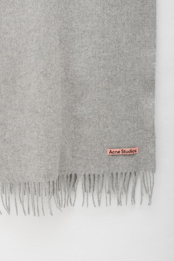 Shop Acne Studios Optic White Extorr Logo Label T-Shirt