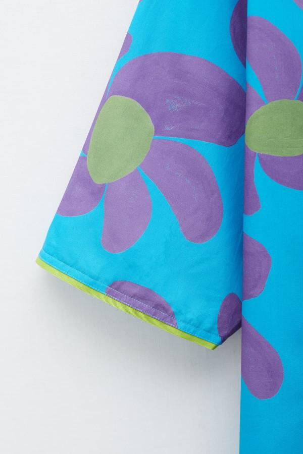 Shop Sunnei Azure Suede Dreamy Sneakers