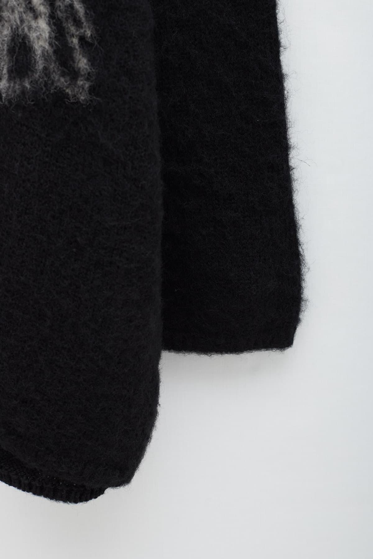 Shop A.P.C. Dark Blue Diego Sweater