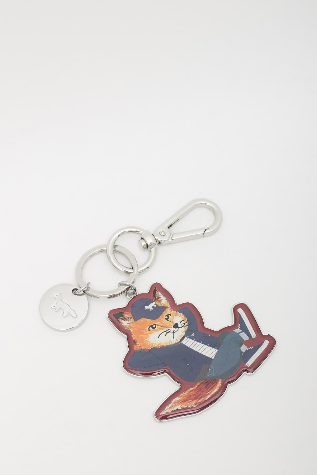 Comprar Maison Kitsuné Ecru Fox Head Tote Bag