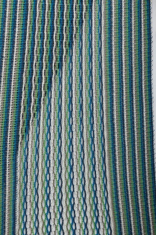 Shop Maison Kitsuné Ecru Neon Fox Head Tote Bag