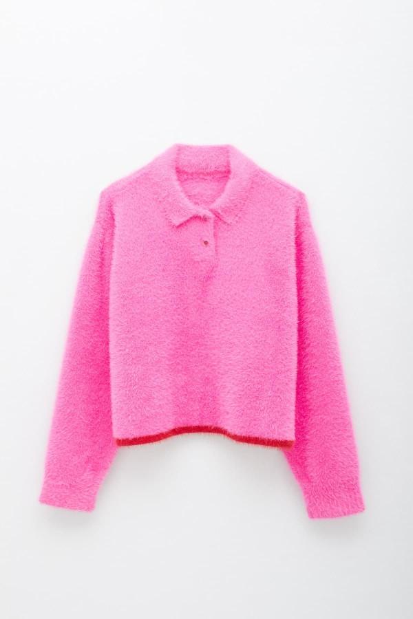 Comprar Stussy Black Heather Stripe Crew T-Shirt