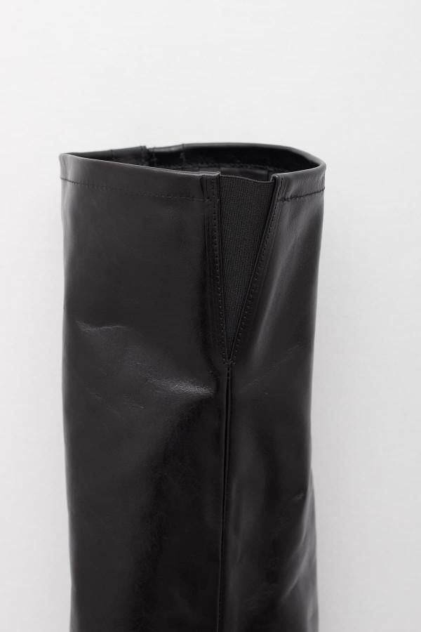 Shop Sunnei Olive Stripes Logo T-Shirt