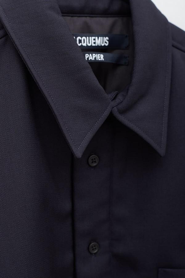 Shop Telfar Green Off Black Velour Track Jacket