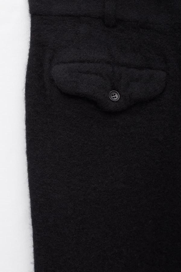 Comprar Aries Black Zip Tailored Jacket