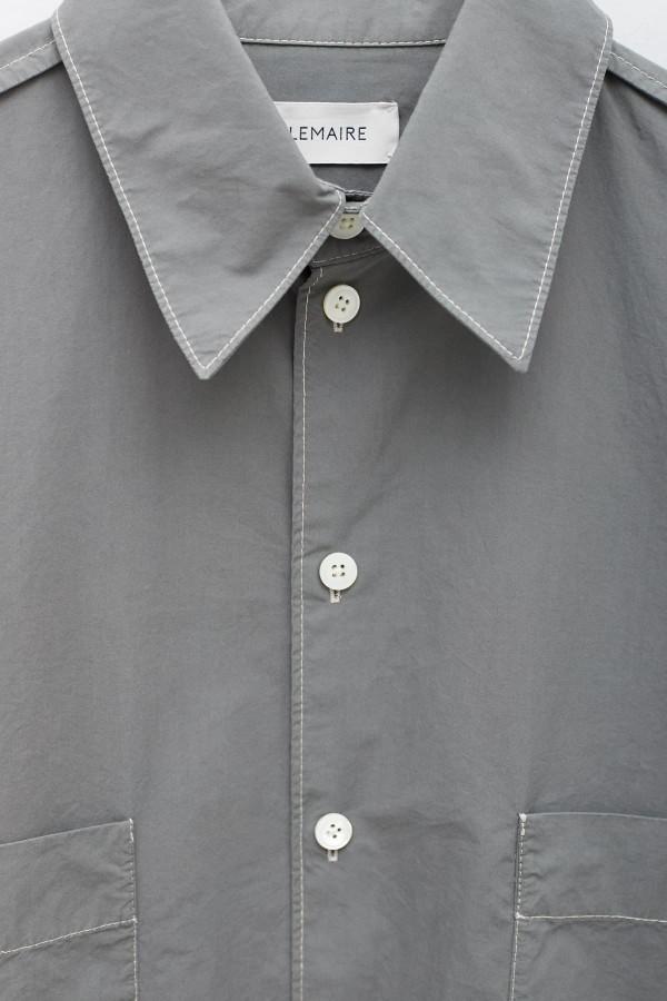 Shop Carhartt Wip Dark Navy Rigid Michigan Coat