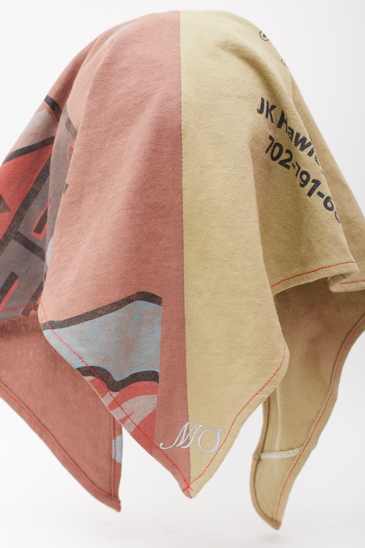 Comprar Maison Kitsuné Black Oversized Neon Fox T-Shirt