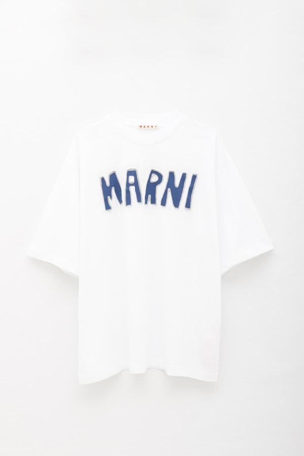 Comprar Acne Studios Dark Orange Face Nash T-Shirt