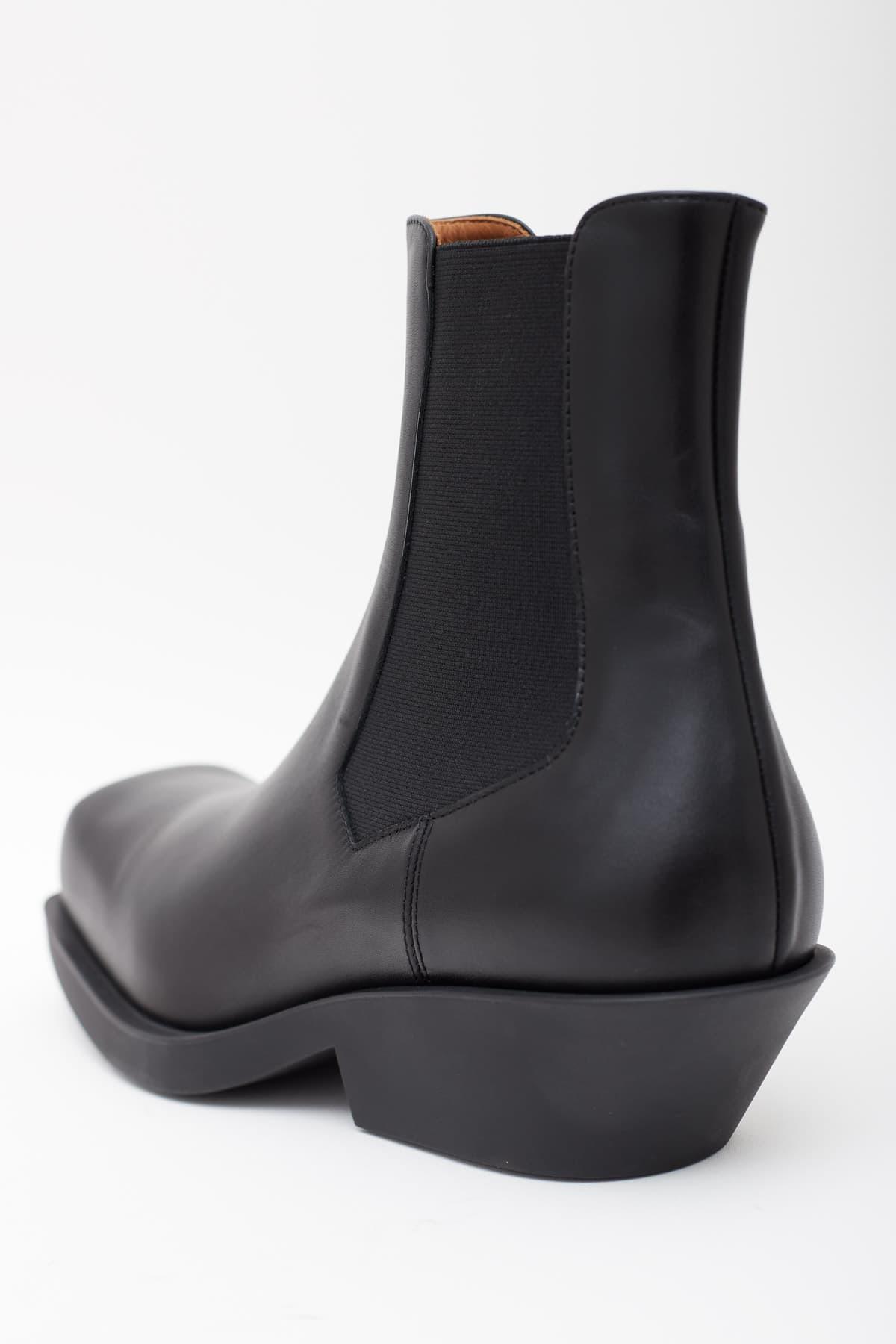 Shop Acne Studios Black Face Nash T-Shirt