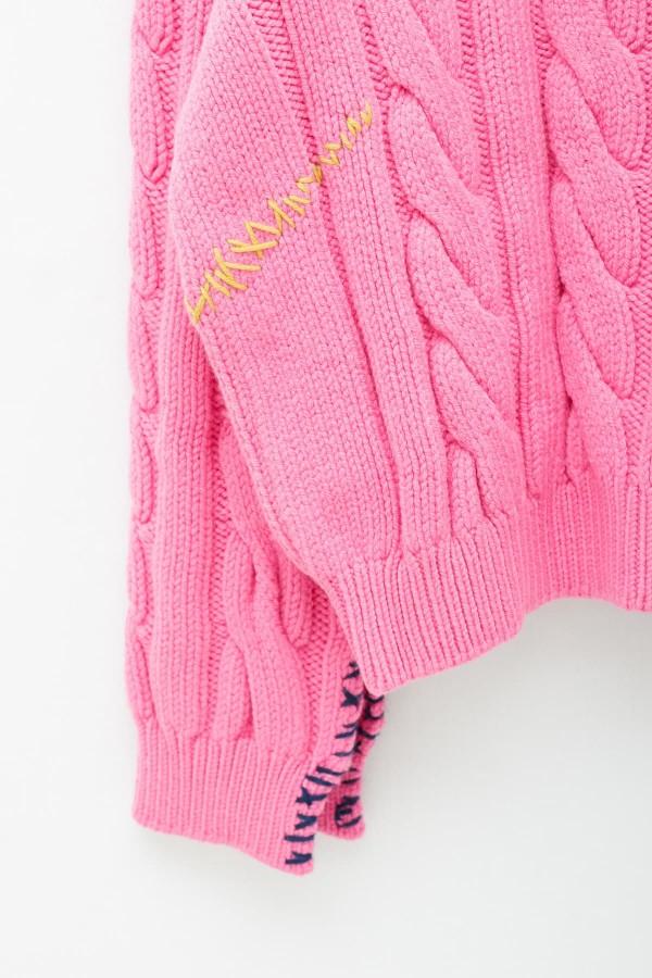 Comprar Casablanca Pink Monogram Cap
