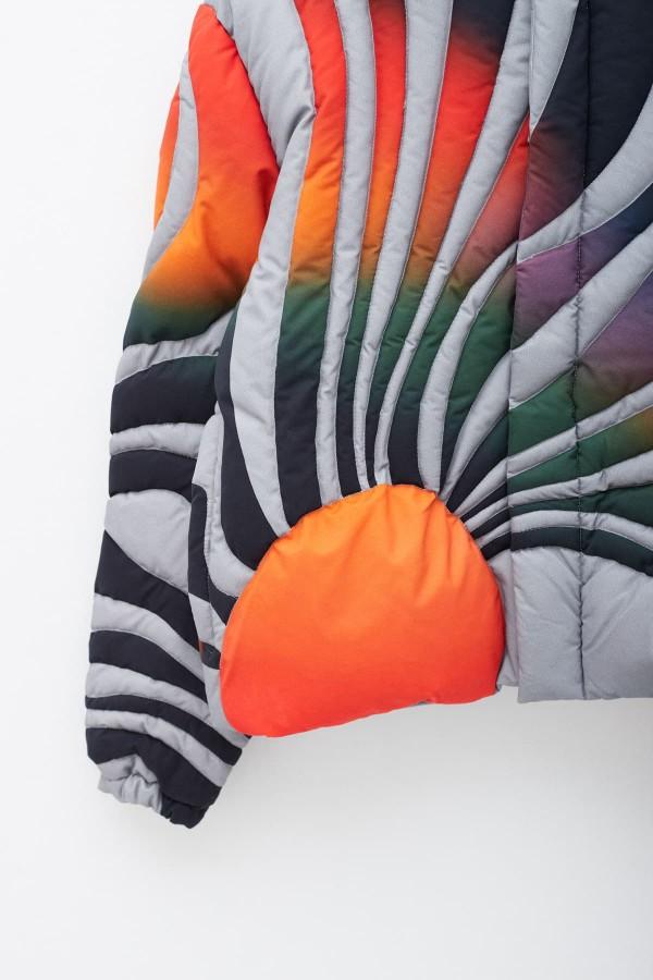 Comprar Maison Kitsuné Black Varsity Fox T-Shirt