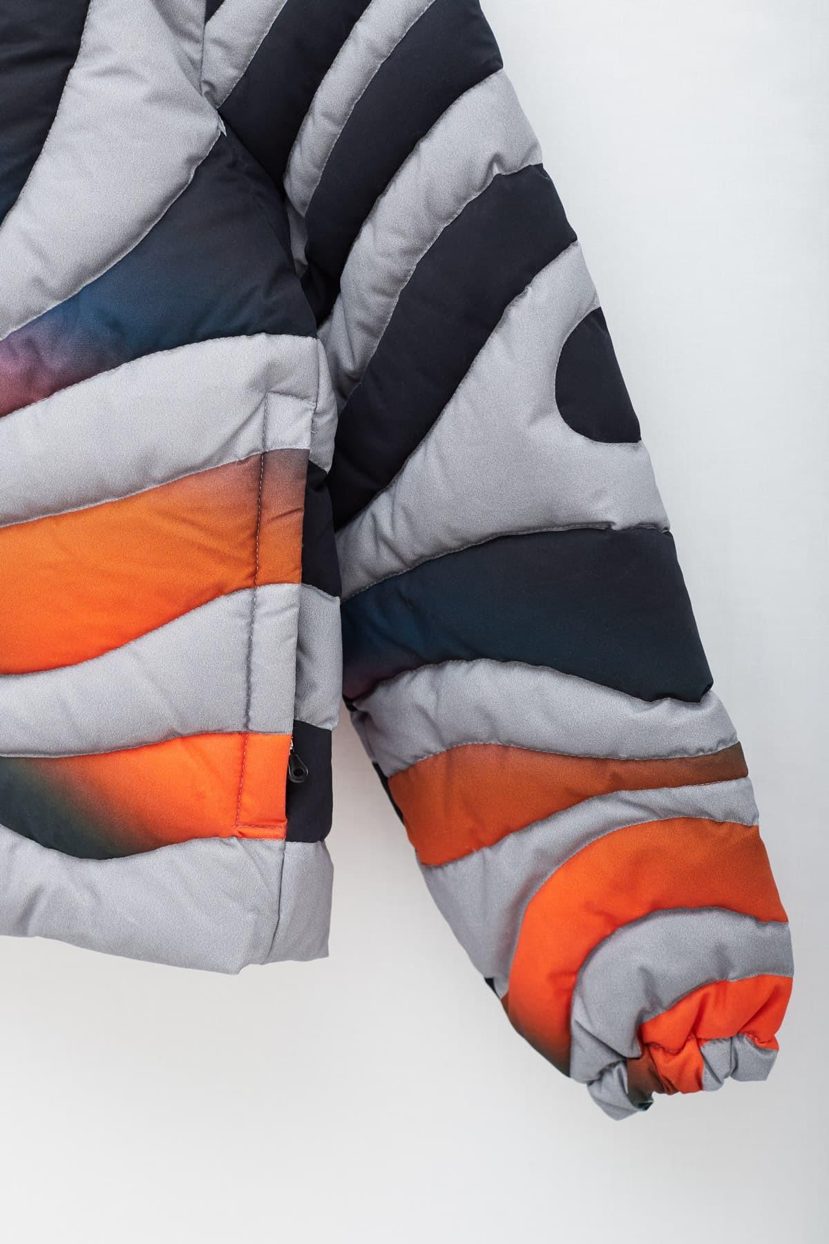 Shop Maison Kitsuné Navy Chillax Fox Patch Classic Sweatshirt