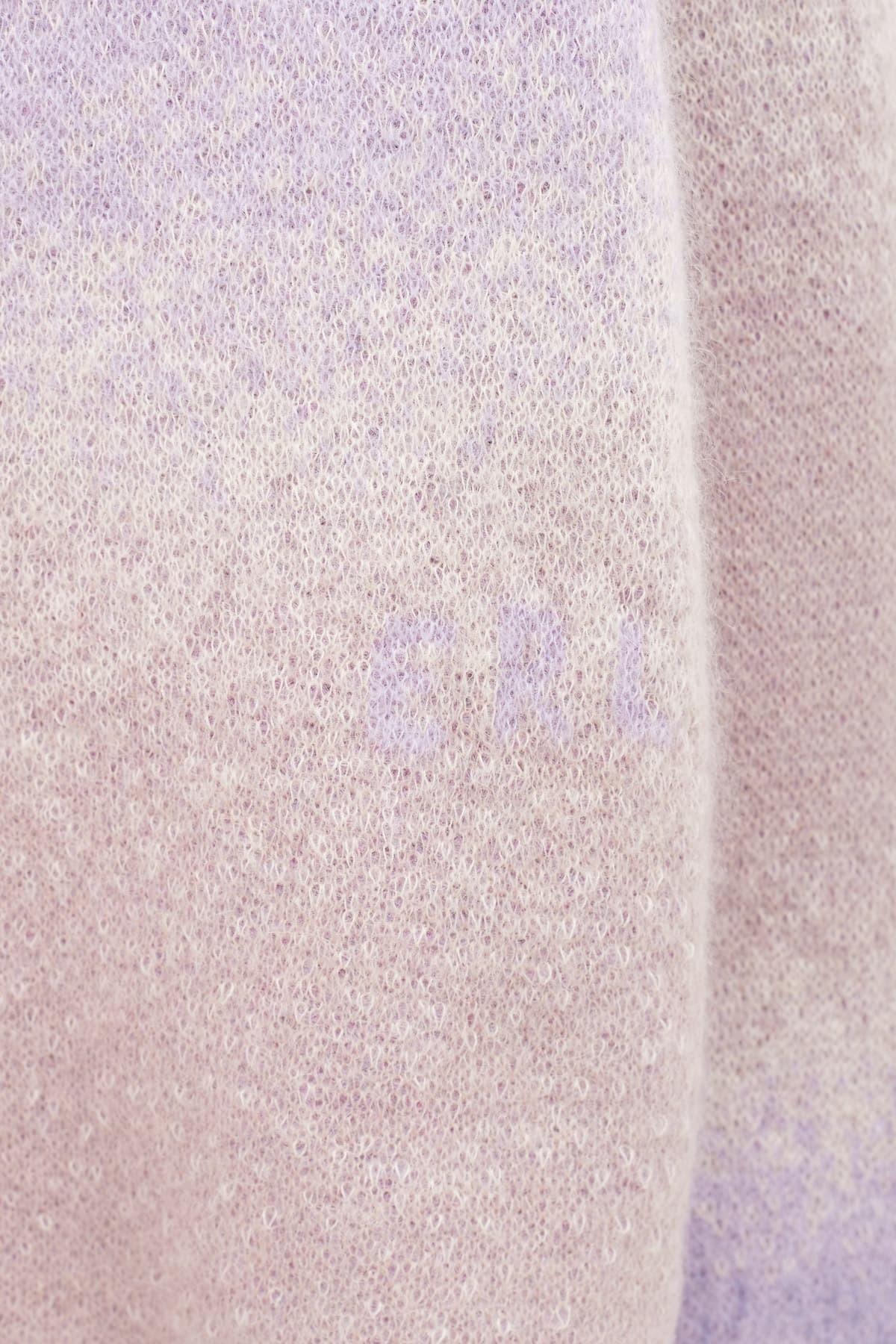 Lemaire White Jersey Rib T-Shirt