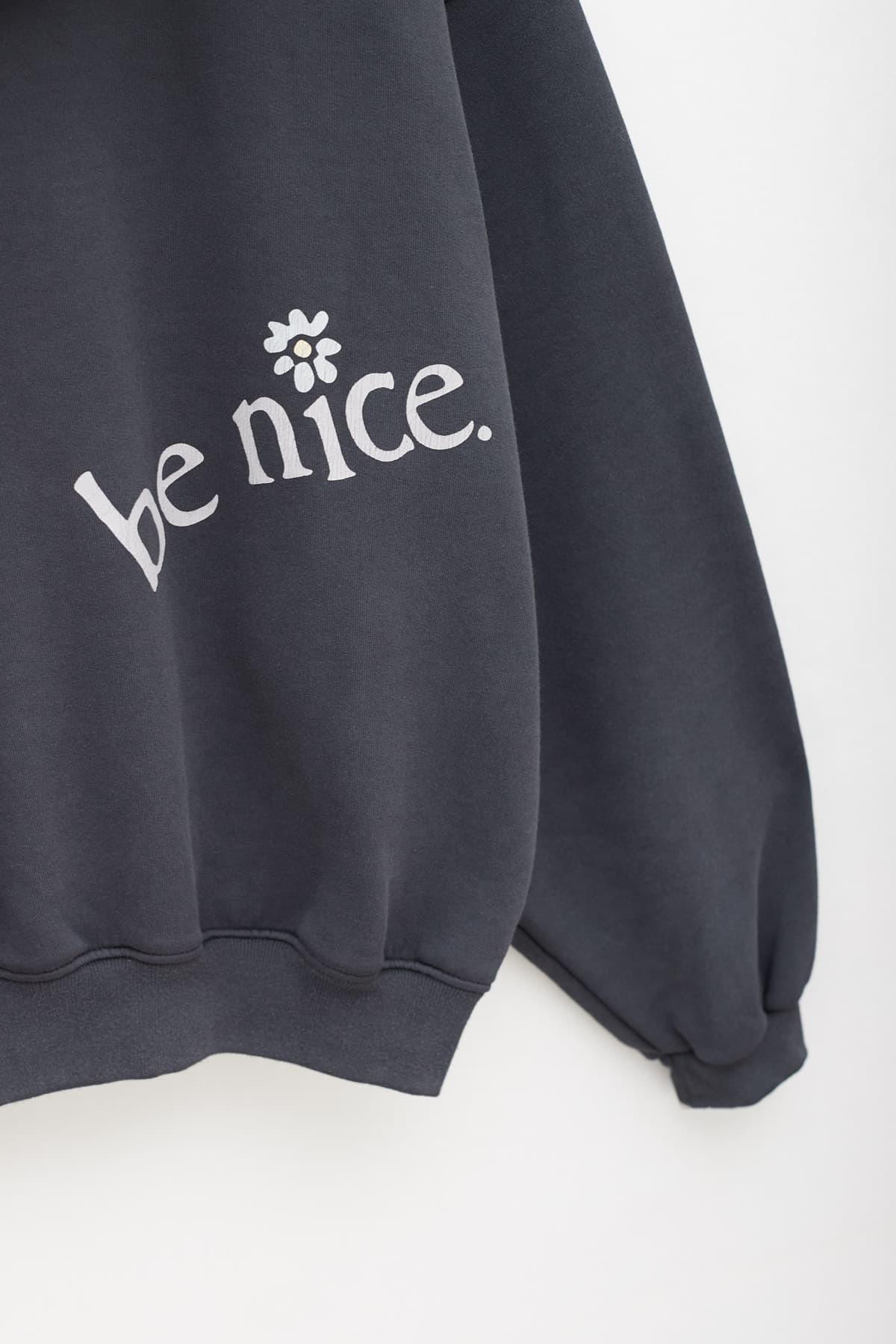 Acne Studios Dark Grey Melange Dali Double Face Coat