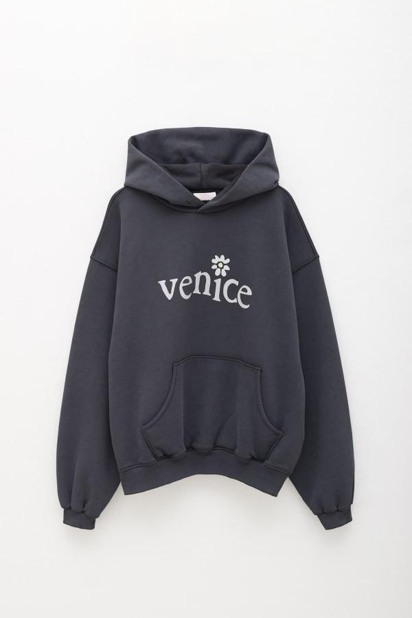 Acne Studios Cold Beige Kopa Polo Sweater
