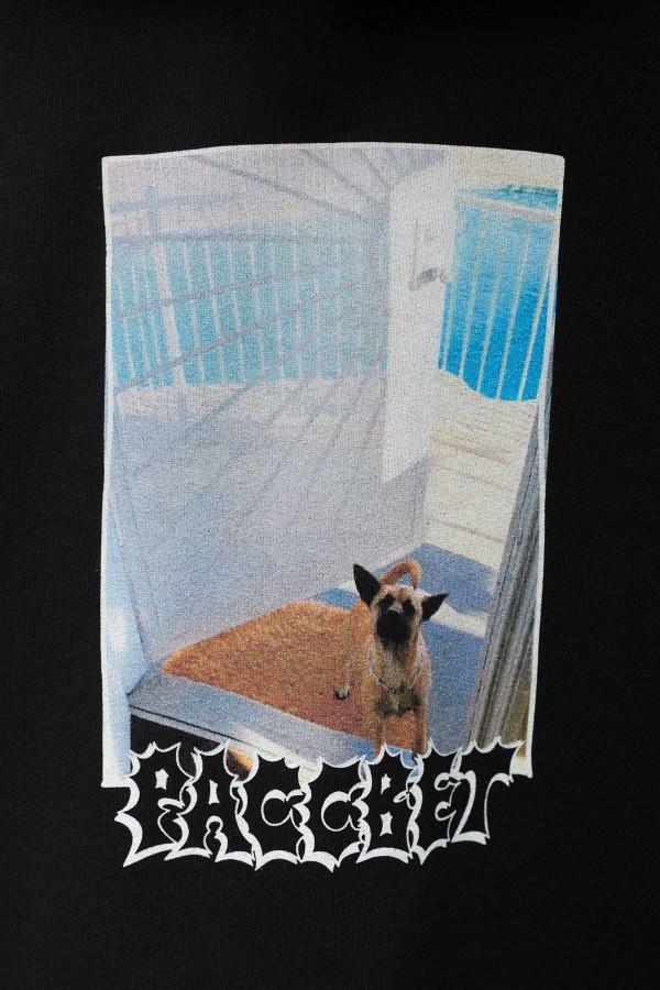 Shop Black Tomek Knitted Jumper