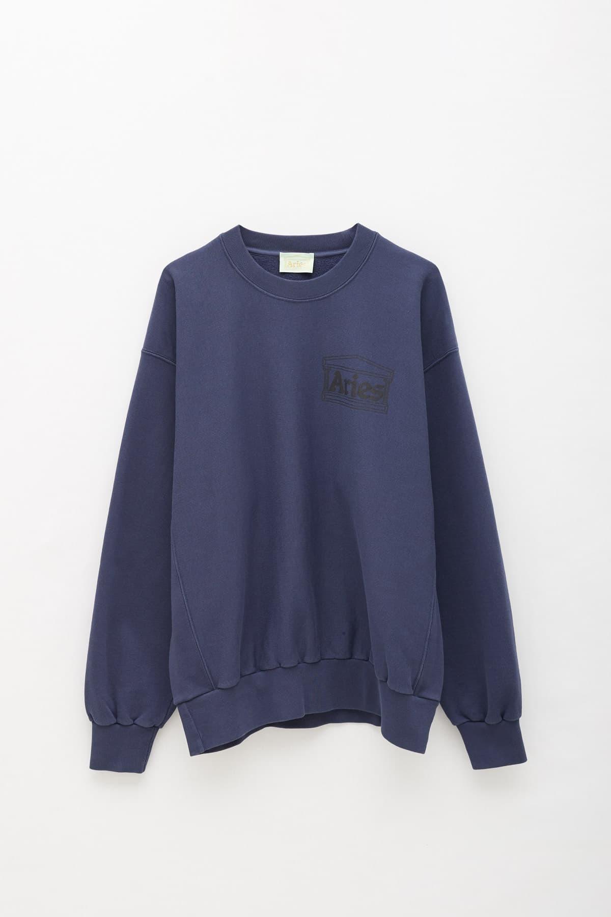 Acne Studios Optic White Erin Stamp Dress T-Shirt
