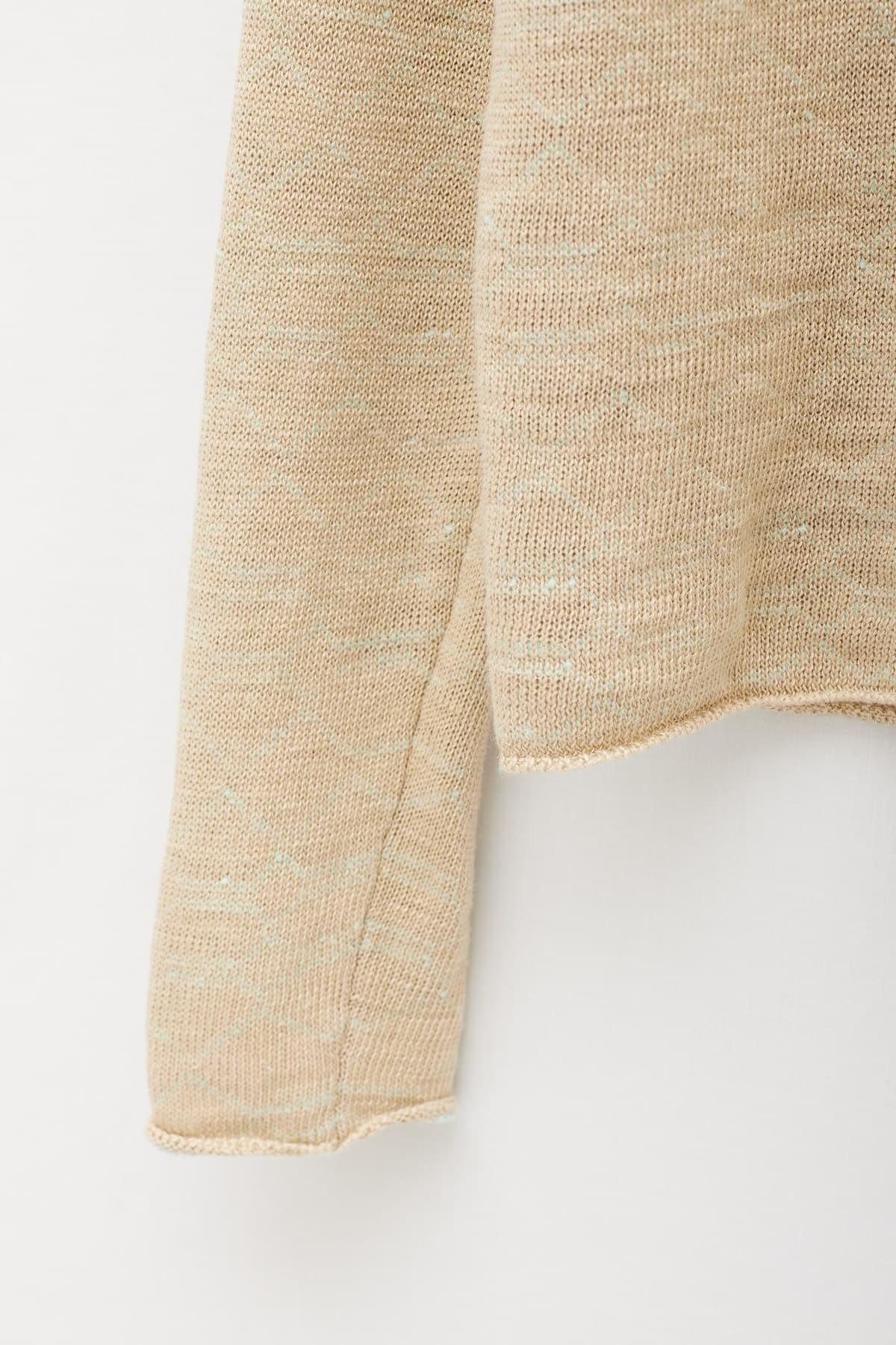 Shop Acne Studios Dark Green Simon Floral Patch Shirt
