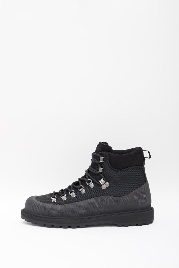 Shop Maison Kitsuné Black Grey Fox Classic Sweatshirt