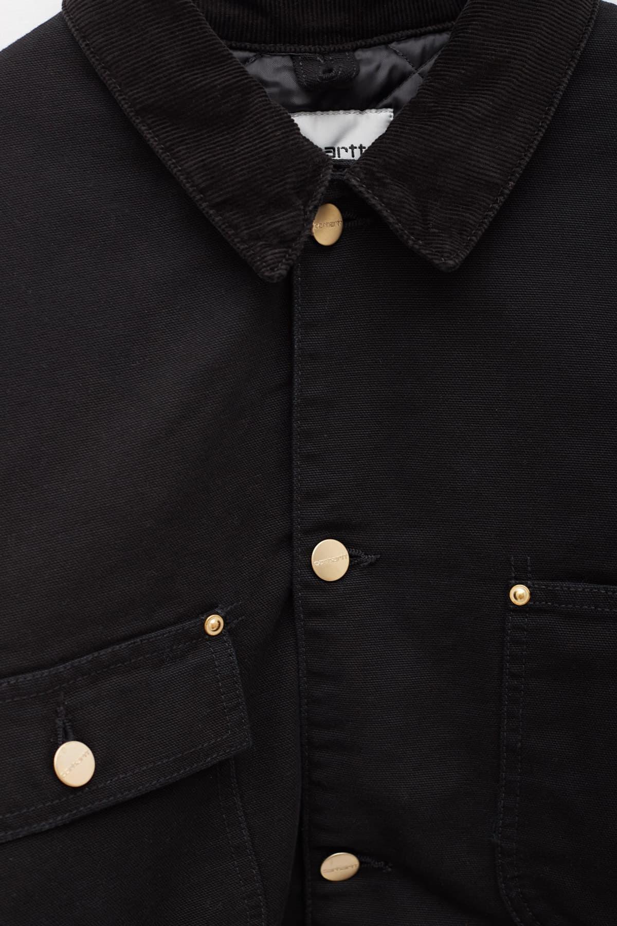 Shop RASSVET Grey Melange Hoodie PACC8T022