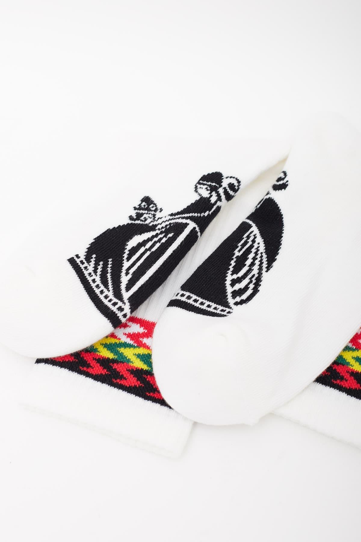 Comprar Casablanca White Laurel Embroidery Hoodie