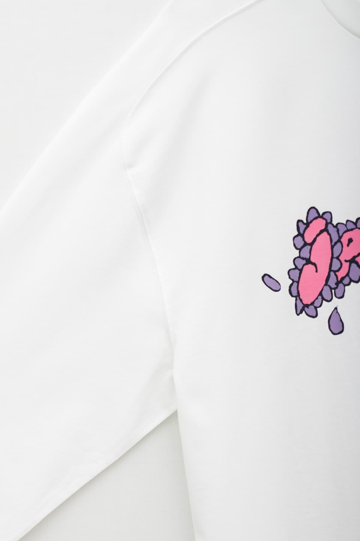 Stussy Natural Stussy Billard Sweater