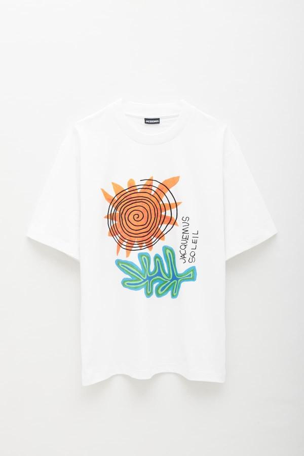 Stussy Khaki Griffin Stripe T-Shirt