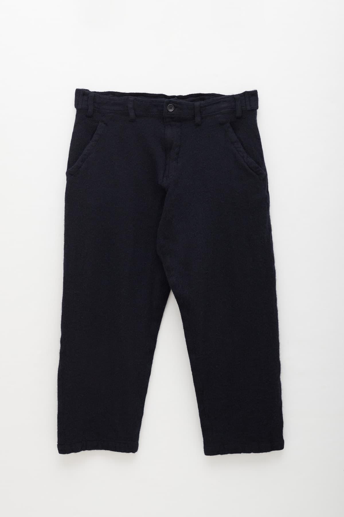Aries Navy Classic Temple Sweatshirt