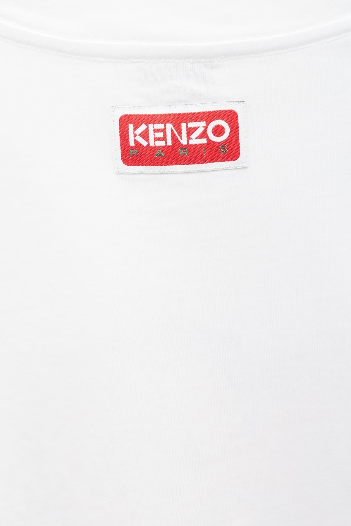 Shop Converse x Slam Jam Egret Fashion T-Shirt