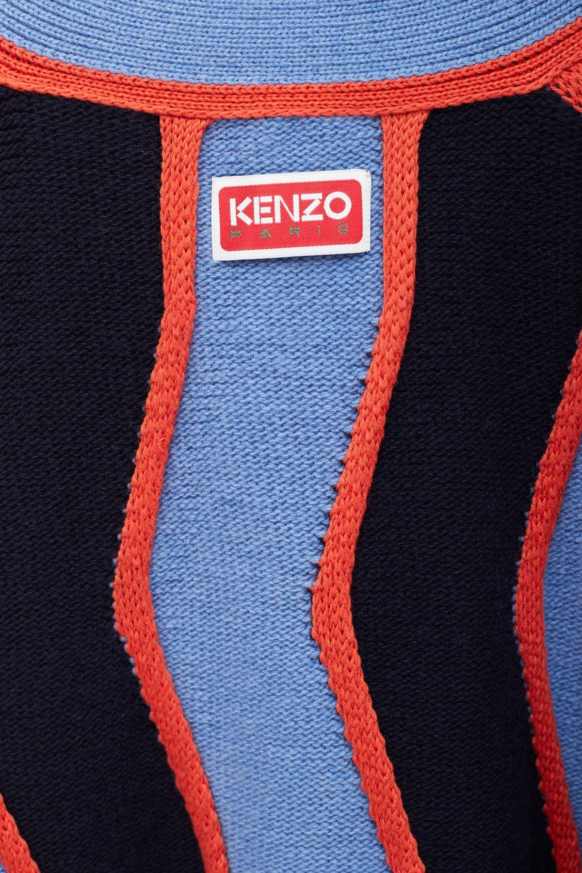 Shop Our Legacy Asphalt Grey Full Turtleneck Dress