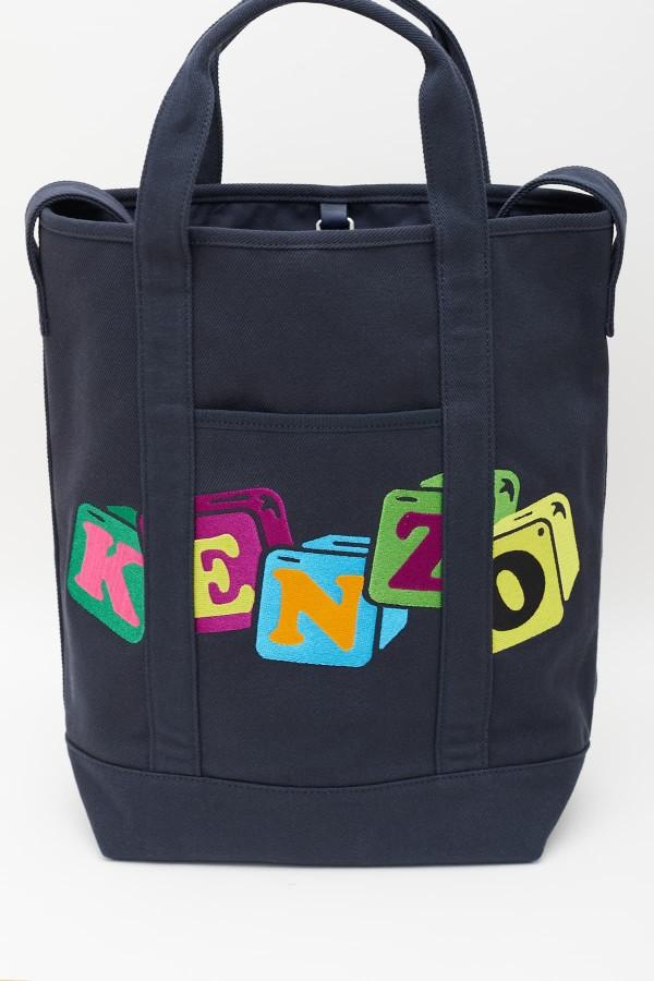 Shop Marni Blue Stripes Bowling SS Shirt CUMU0054A0