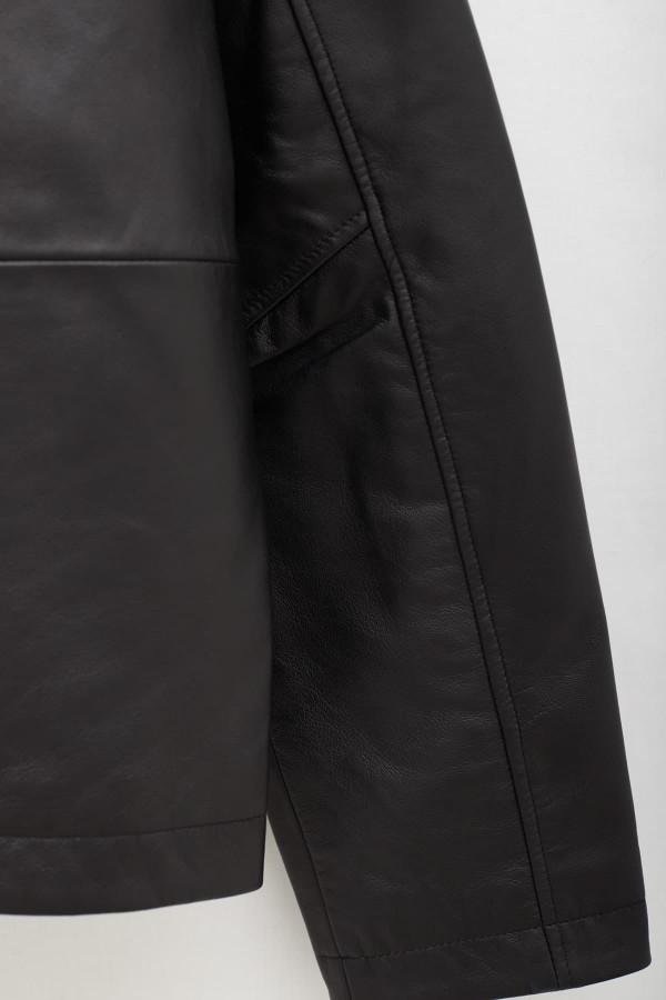 Comprar Sunnei White Brown Stripes Pocket Shirt