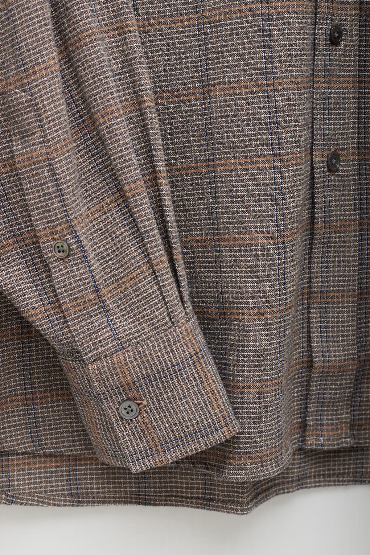 Comprar Marni Blue C ontrast Bowling SS Shirt