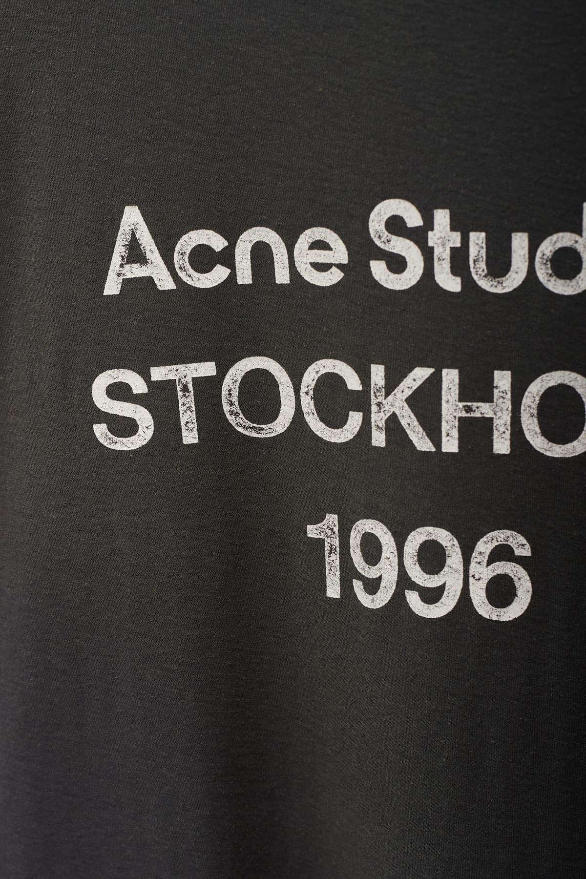 Comprar Acne Studios Dusty Green Face SWEA000088 Sweatshirt